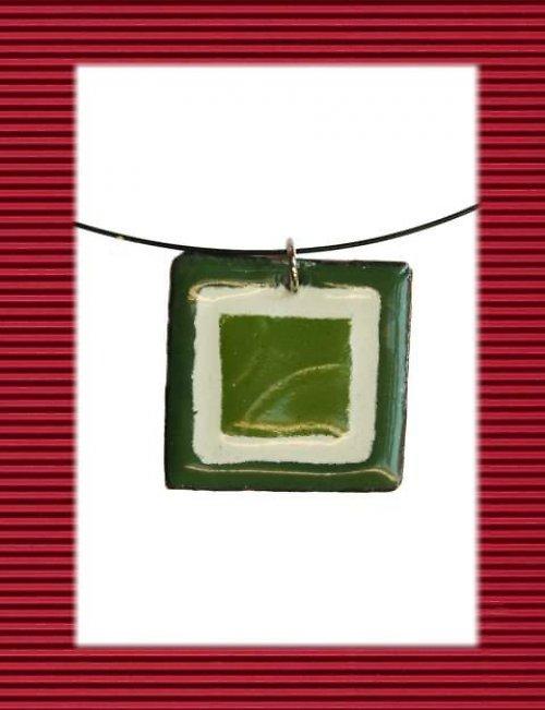 Zelený čtvereček