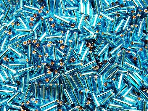 Stříbřitě modré tyčinky (rocail)