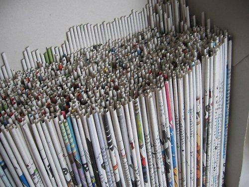 600 kusů dlouhých ruliček