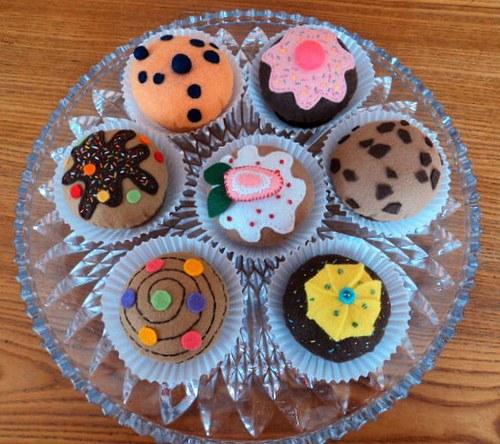 Muffiny do dětské kuchyňky