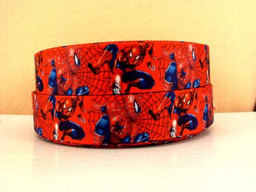 Stuha rypsová š.25 mm: Spiderman III