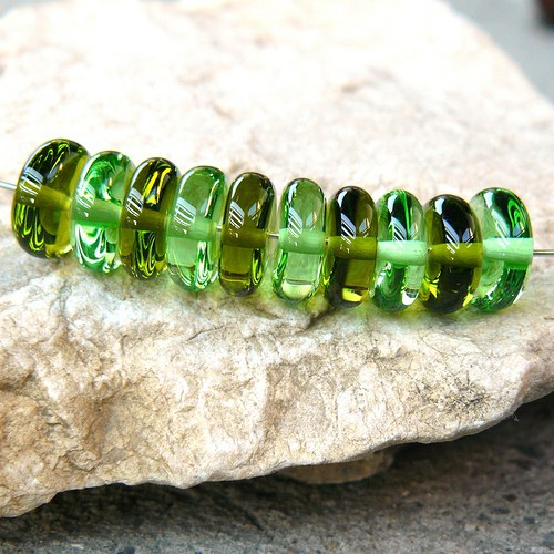 V jednoduchosti je krása - zelená