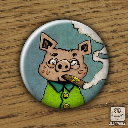 Pig - placka