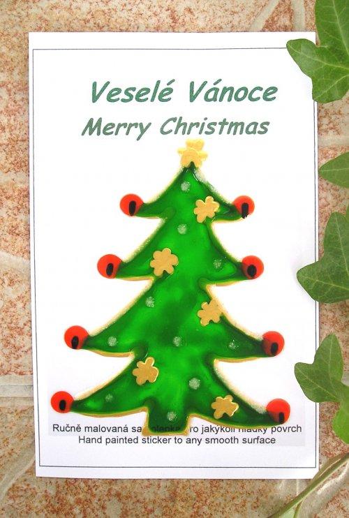 darovátko Vánoční stromeček