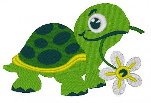 Dámské tílko+ hladová želva