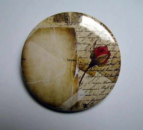STARÝ DOPIS.. - placka - button - 44 mm