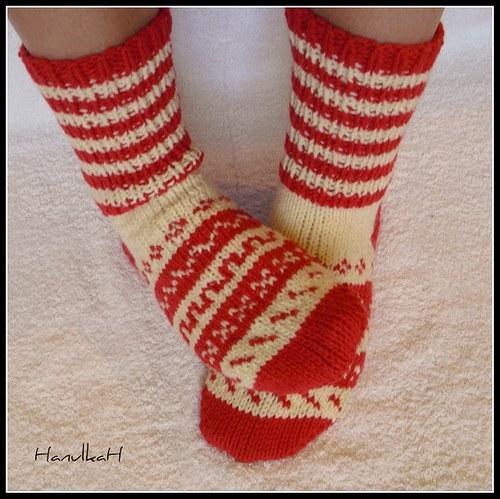 Ponožky 0088