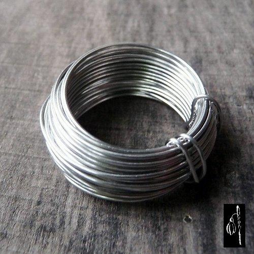Měkký nerezový drát 0,4, 5 m