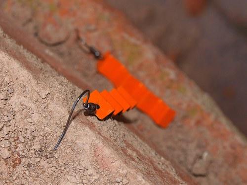 Oranžové schody