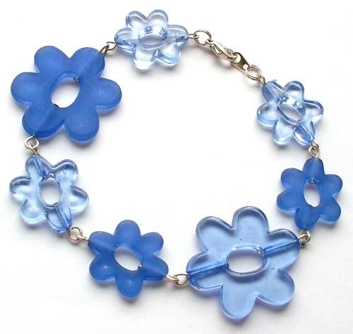 Modré kytičky (59,-)