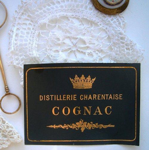 Cognac etiketa