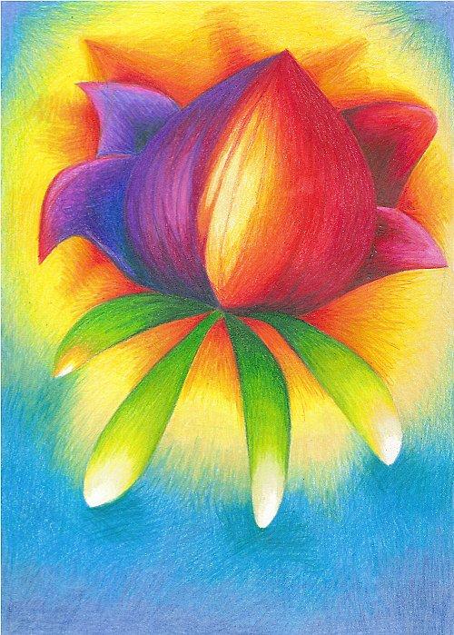 Nebeský květ A3 - Lehkost bytí