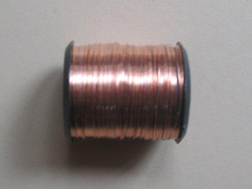 drátek 0,3 mm světle bronzová barva