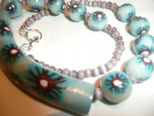 Masívní náhrdelník