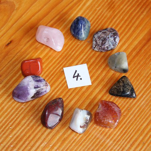 Mix Minerálů č.4 - Akce