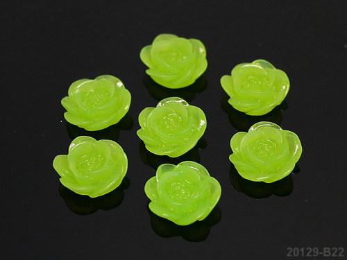 20129-B22 Kabošon květ 18/7 LIMETKA, bal. 2ks