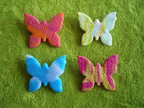 Motýlek brož
