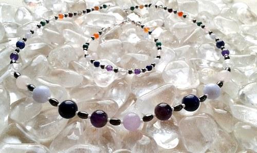 Sada šperků - Kozoroh