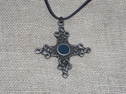 Přívěsek-Keltský proplétaný kříž