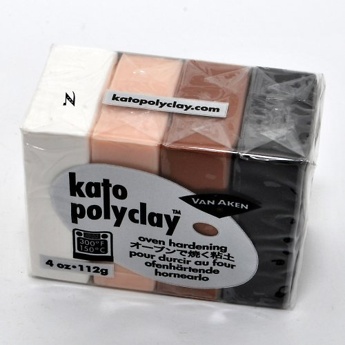 Kato Polyclay Mix / neutral
