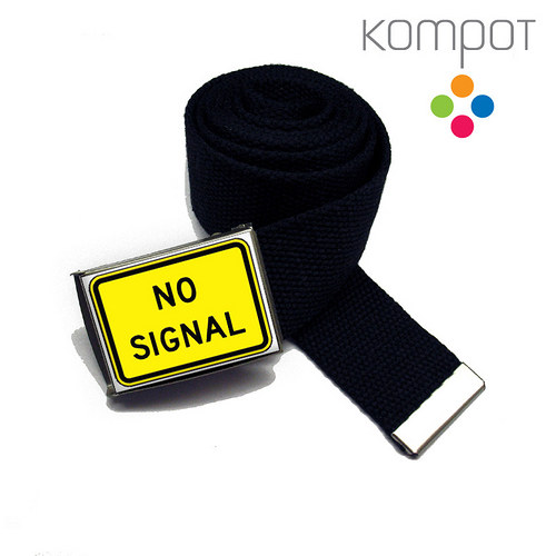 PÁSEK no signal :: žlutý