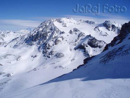 Zimní hory