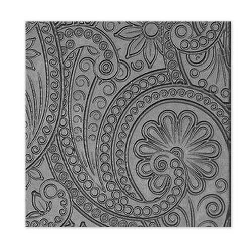 Textura / Eastern Paisley Embossed