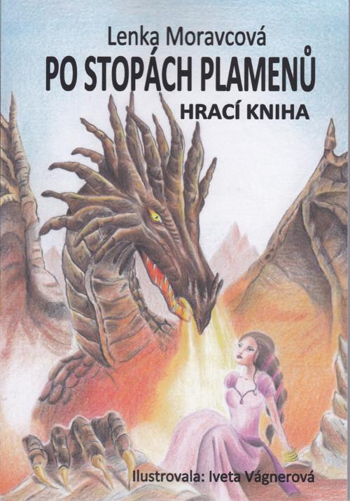 Hrací kniha - Po stopách plamenů