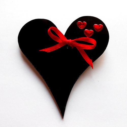 Brož srdce - All In love