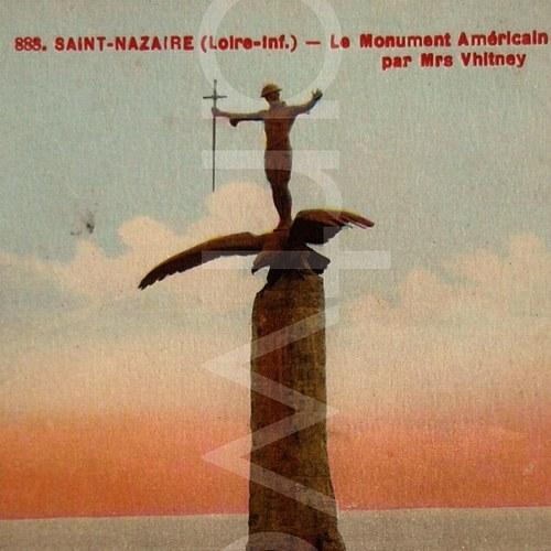 SAINT NAZAIRE - pohlednice č. 1271