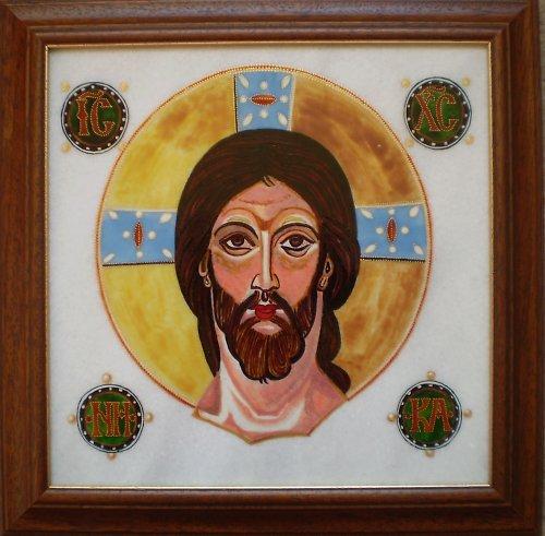 Mandilion - Obraz Ježíše