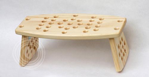 Meditační stolička