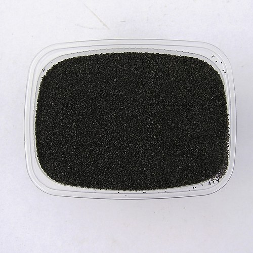Černý písek 500 g