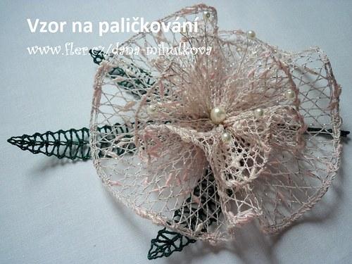 Podvinek 010 - Kulatý květ