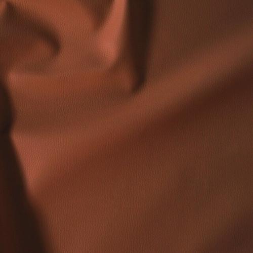 BR1 Textilní kůže - koženka MLÉČNÁ HNĚDÁ, á 1m