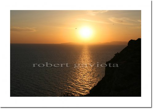 sunset balearic