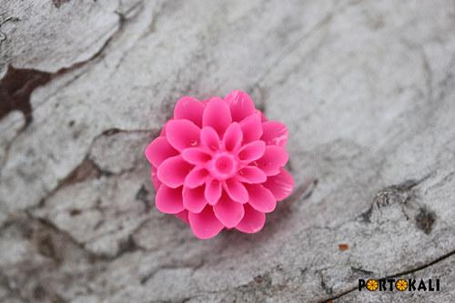 Růžová kamej