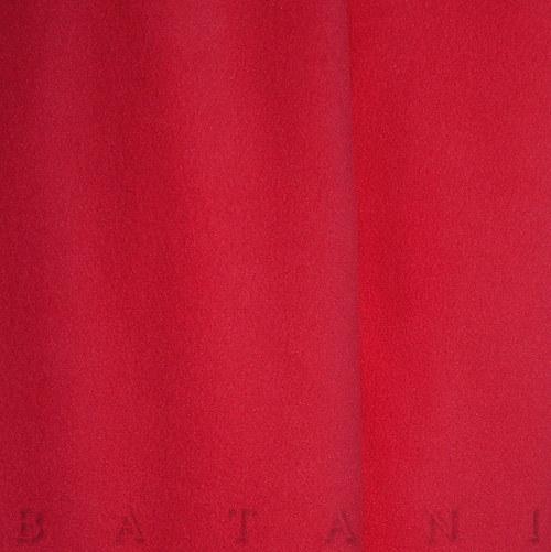 Microfleece antipilling červený