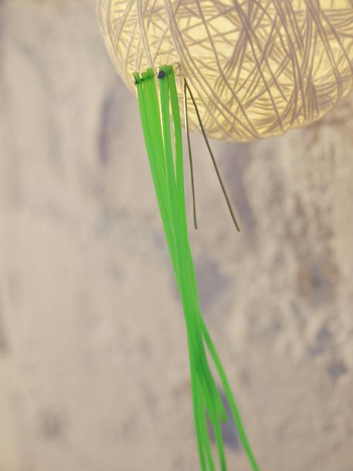 Long tubes_green