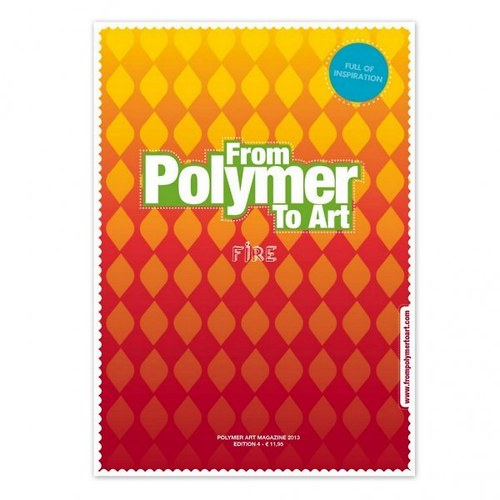 From Polymer to Art - Fire / časopis