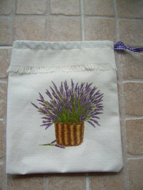 Pytlíček na bylinky a koření
