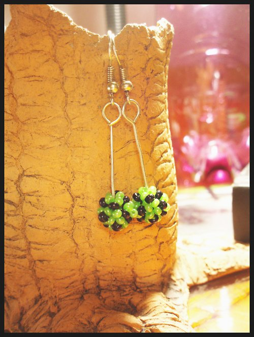 Zelenočerné kouličky