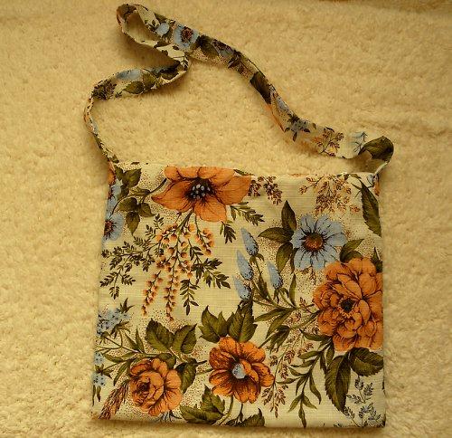 Květinová taška