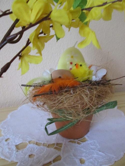 Velikonoční svícínek