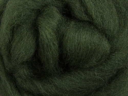 Česanec Corriedale Fern Green 20 g
