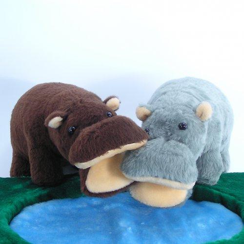 Hroch Gustav - autorská hračka