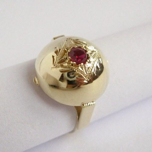 Honosný (zlatý prsten)