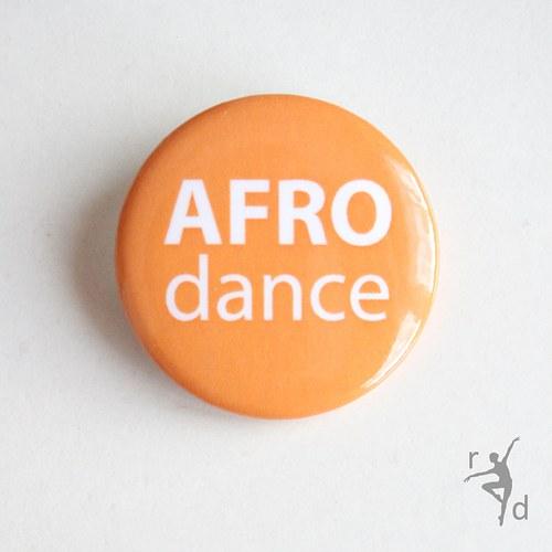 Placka AFRO DANCE