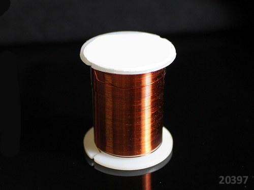 20397-B35 Bižuterní drát 0,3mm TM.MĚDĚNÝ, cív. 10m