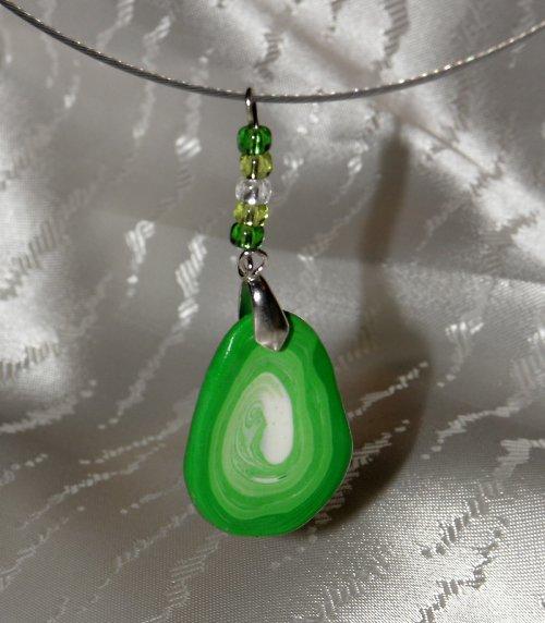 Zelená spirála